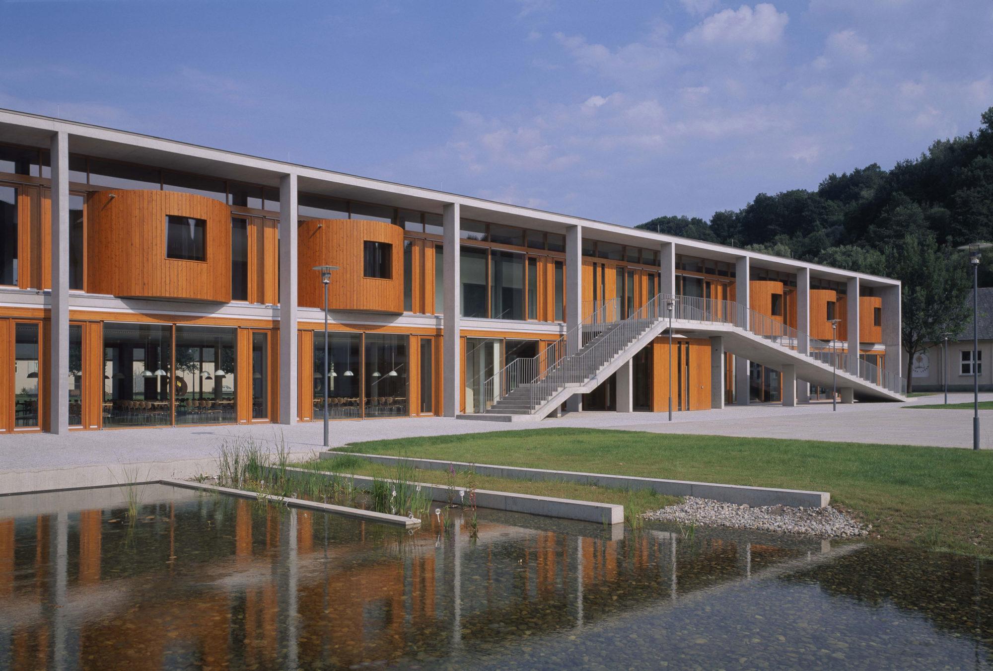 Schule Hochbegabtengymnasium Schwäbisch Gmünd 2