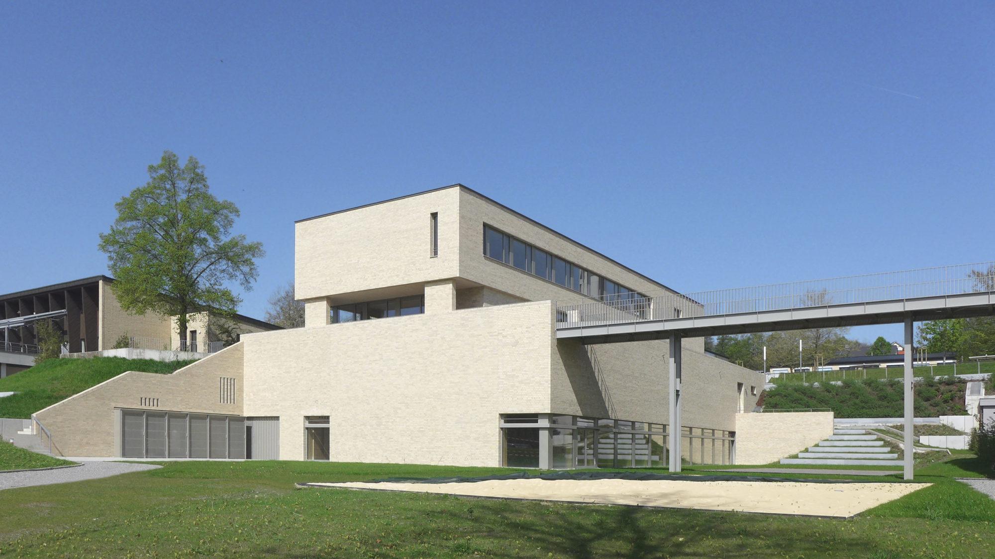Schule Erweiterung Schloss Gaienhofen 10b