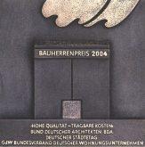 Bauherrenpreis Hohe Qulität Tragbare Kosten 2004